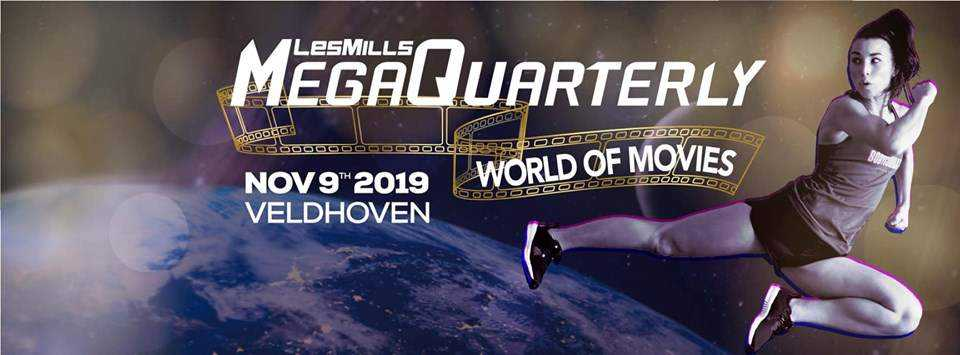 Les Mills MegaQuaterly 2019 - Dutch