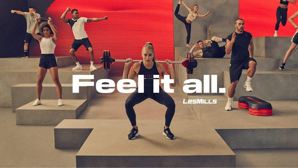 Les Mills - FEEL IT ALL